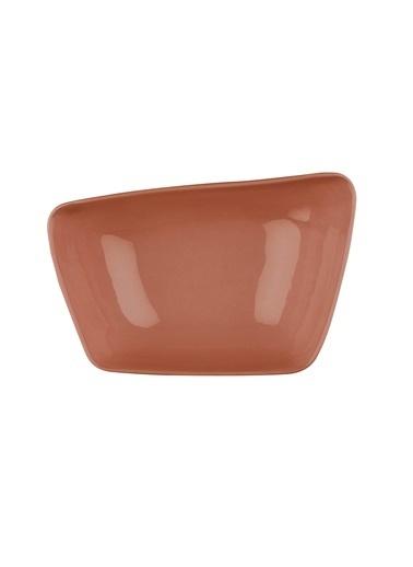 Kütahya Porselen Arp 20X13 Cm Kase Kırmızı Kırmızı